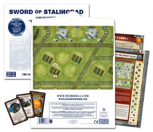 Memoir '44 : Sword of Stalingrad